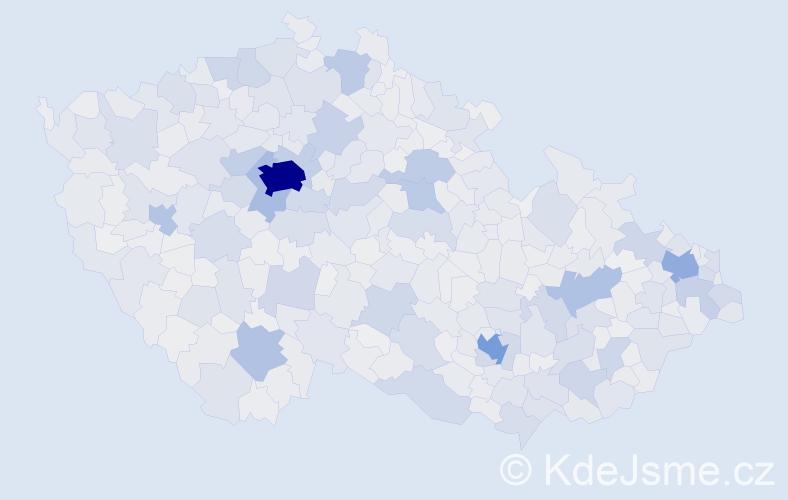 Jméno: 'Ema', počet výskytů 12036 v celé ČR