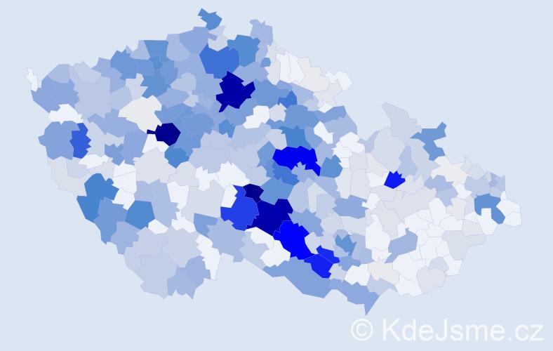 Příjmení: 'Jonášová', počet výskytů 1880 v celé ČR