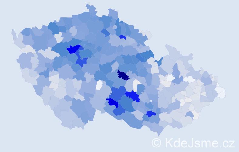 Příjmení: 'Čermáková', počet výskytů 8475 v celé ČR